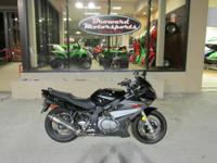 This awesome sport bike is pre-owned and is in great
