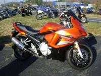 2009 Suzuki GSX650F Very clean with two brothers pipe