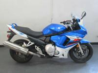 2009 Suzuki GSX650F SPORTY TOURING MODEL!! SEE TO