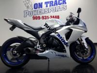 2009 Suzuki GSXR1000 TaylorMade On Track Powersports is