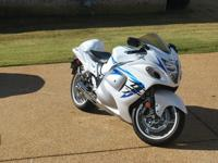 This a beautiful 2009 Hayabusa in excellent condition.