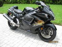 2009 Suzuki Hayabusa GSXR1300R - Original owner, in