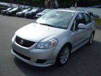 2009 Suzuki SX4! This is a very nice 4-door vehicle. It