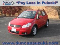 Options Included: All Wheel Drive, 4-Wheel Disc Brakes,