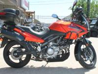 2009 Suzuki V-Strom 650 Immaculate body and runs like