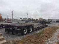 2009 Talbert trailer for sale in Blanchester, OH SOLD