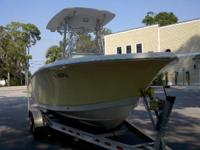 Description TIDEWATER 216 CC IN NEAR NEW CONDITION A