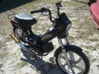 2009 TOMOS Sprint with 2887 Org Miles, Just past the