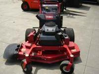 2009 52 IN TORO GRAND STAND 563HRS 24 HP KAW