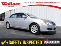 2009 TOYOTA AVALON SEDAN 4 DOOR 4dr Sdn XL (Natl) Our