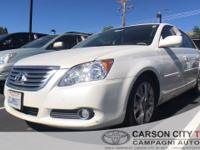 Win a deal on this 2009 Toyota Avalon while we have it.