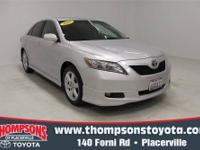 -Carfax One Owner- Moonroof, Rear Spoiler, Alloy