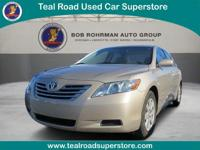 LOW MILES, This 2009 Toyota Camry Hybrid will sell fast