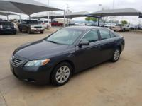 We are excited to offer this 2009 Toyota Camry Hybrid.
