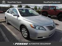 2009 TOYOTA Camry Hybrid SEDAN 4 DOOR 4dr Sdn (Natl)