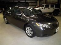 only 42K miles!!..CAMRY LE: 1 OWNER-LOCAL TRADE-CLEAN