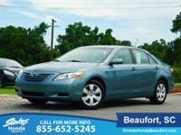 STOKES HONDA CARS OF BEAUFORT. 2009 Toyota Camry 2.4L