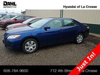 2009 Toyota Camry LE Local Trade, Well Loved by