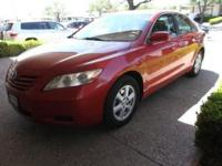 This outstanding example of a 2009 Toyota Camry LE is