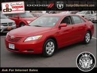 Options:  2009 Toyota Camry 4Dr Sdn I4 Auto Le|Front