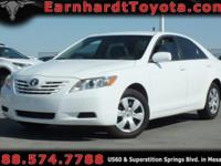 We are happy to offer you this 2009 Toyota Camry LE