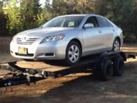 2009 Toyota Camry LE, 4 cylinder, A/C, cruise control,