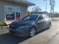 Options:  2009 Toyota Camry 4Dr Sdn I4 Auto Se|2009
