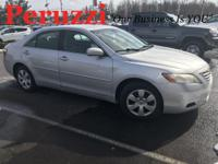 Clean CARFAX. Silver 2009 Toyota Camry LE FWD 5-Speed