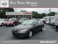 Pat Peck Nissan Mobile presents this 2009 TOYOTA CAMRY