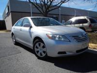 2009 TOYOTA CAMRY LE** 2.4L 4 CYLINDER ENGINE**