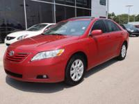 2009 Toyota Camry Sedan XLE Our Location is: Cadillac