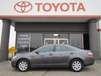 TOYOTA CERTIFIED CAMRY XLE, CLEAN CARFAX, LEATHER