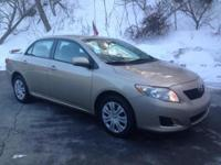 $7945 09 Corolla XLE,4 Door Automatic... One Owner