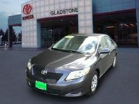 2009 Toyota Corolla 4 Door Sedan LE Our Location is: