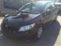 I'm selling this 2009 Toyota Corolla 4cyl in