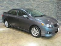 Descripcin 2009 TOYOTA COROLLA ABS brakes,AM/FM