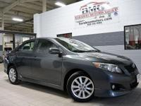Looking for a clean. well-cared for 2009 Toyota Corolla