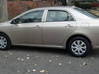 Toyota Corolla Base with 73k Miles. I have taken the