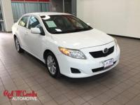 Check out this 2009 Toyota Corolla LE. Its Automatic