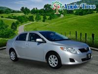 Options:  2009 Toyota Corolla Le|Le 4Dr Sedan 4A|This