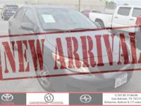 Check out this 2009 Toyota Corolla 4DR SDN AT. Its
