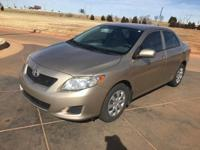 We are excited to offer this 2009 Toyota Corolla.