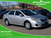 YOU'VE GOT TO STOP AND LOOK AT THIS COROLLA!! 35K MILES
