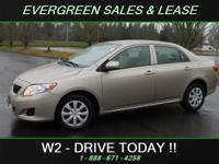 If you are in the market for a 2009 Toyota Corolla LE