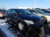 Here's a great deal on a 2009 Toyota Corolla! This is a