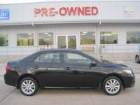 2009 TOYOTA Corolla Sedan Our Location is: GILLMAN