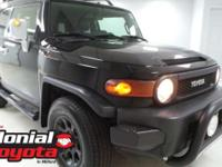 2009 Toyota FJ Cruiser Recent Arrival!  4WD.  Awards: