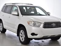 Recent Arrival! This 2009 Toyota Highlander in