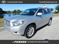 Toyota Certified, CARFAX 1-Owner, LOW MILES - 21,204!