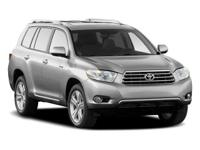 Options:  2009 Toyota Highlander Limited|Miles: